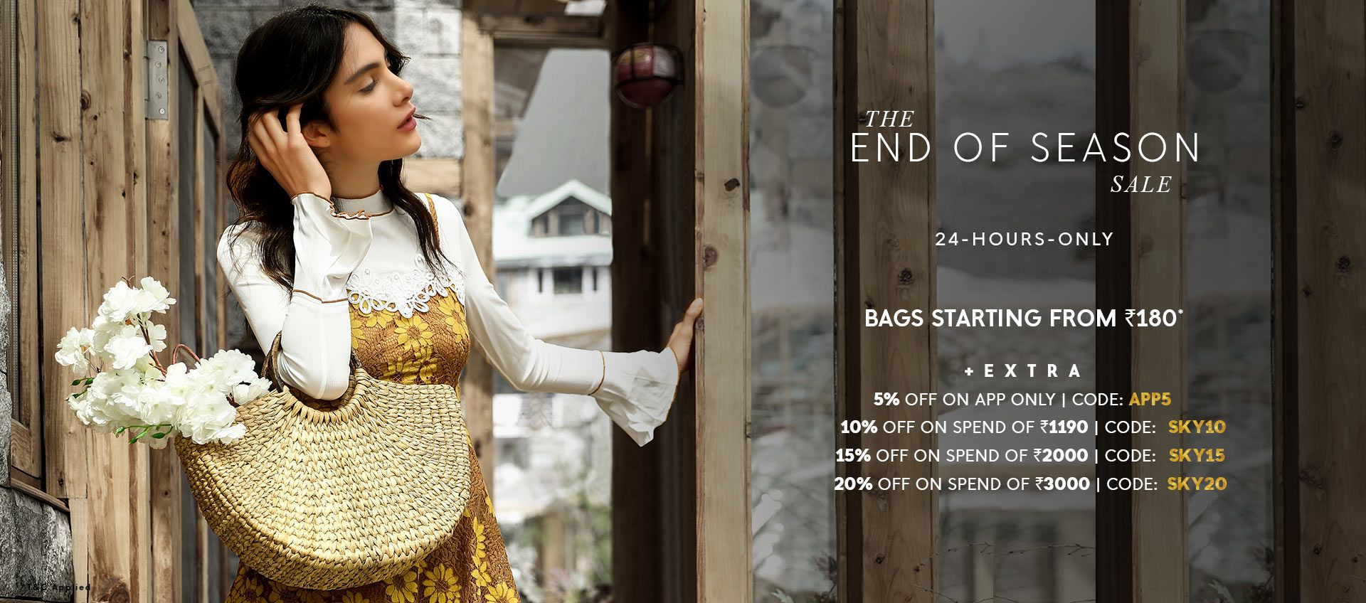 UPTO 90% % OFF ON BAGS