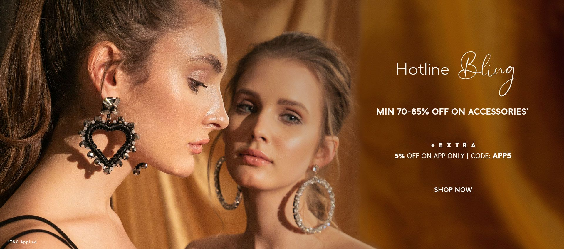 MIN 70-85% OFF ON ACCESSORIES