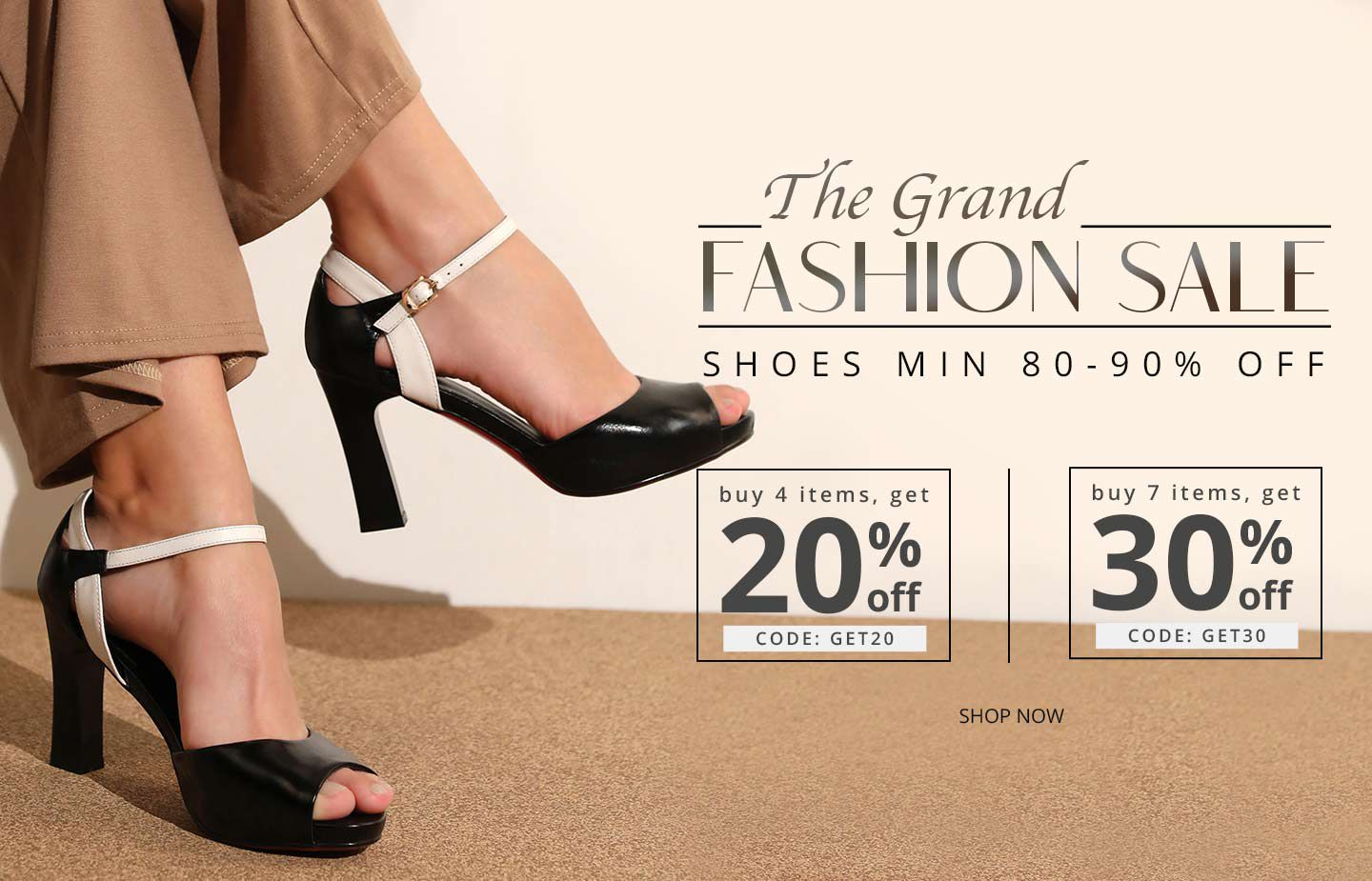 The Great Fashion Sale