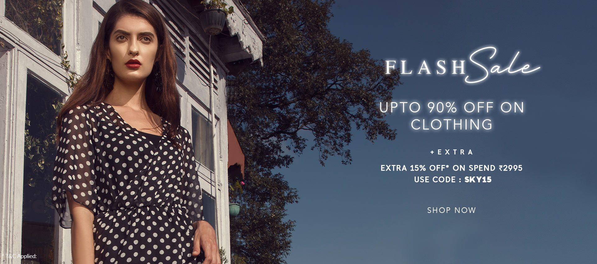 FLASH SALE UPTO 90% OFF