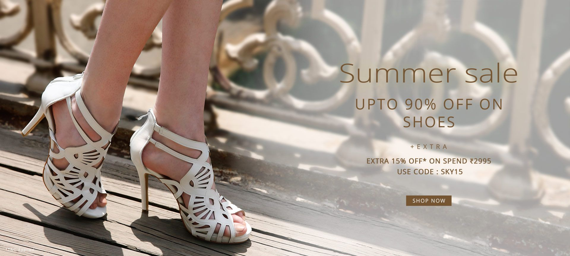 SUMMER SALE UPTO 90% OFF ON SHOES