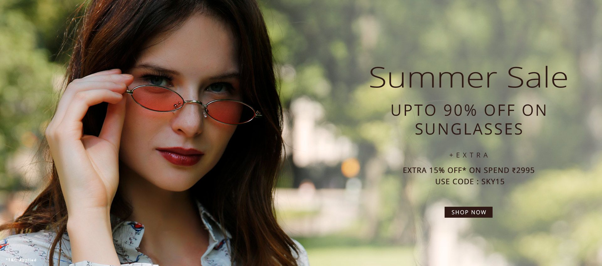 SUMMER SALE UPTO 90% OFF ON ACCESSORIES