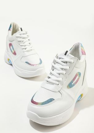 FEEL THE ENERGY MULTICOLORED TRAINERS