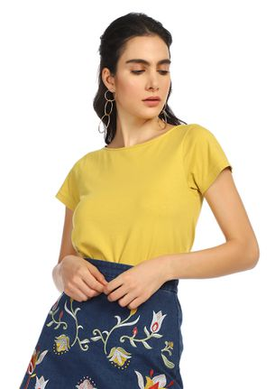 MUST HAVE YELLOW T-SHIRT