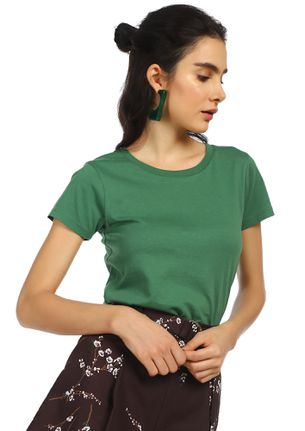 MUST HAVE GREEN T-SHIRT