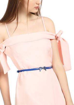 BOW FOR IT NAVY BELT