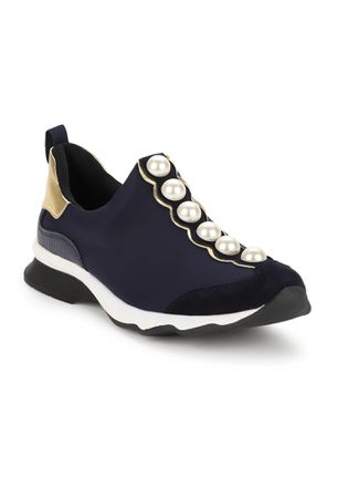 MIX COMFY WITH CHIC NAVY CASUAL SHOES