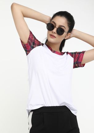 TOO COOL FOR YOU WHITE T-SHIRT