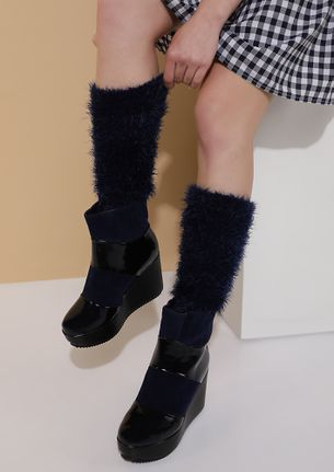 FIT ME RIGHT BLUE BOOTS