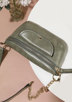 MINIS FOR THE MINIMALIST GREEN SLING