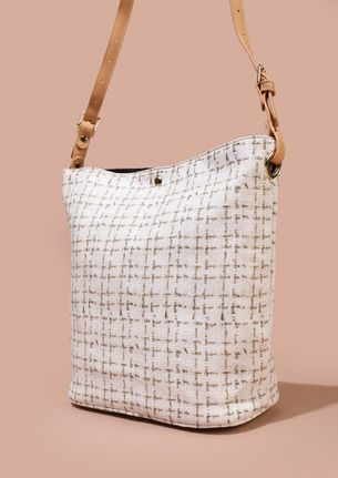 SPACING OUT NEGATIVITY WHITE TOTE BAG