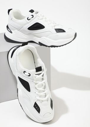 DON?T LET THEM GET TO YOU BLACK TRAINERS