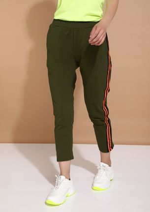 LEGIT SMASUAL ARMY GREEN TROUSERS