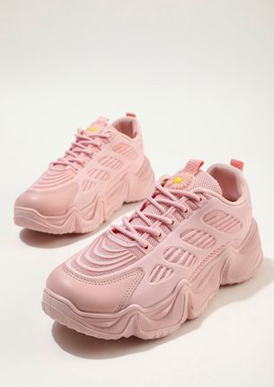 TO THE TOP PINK TRAINERS