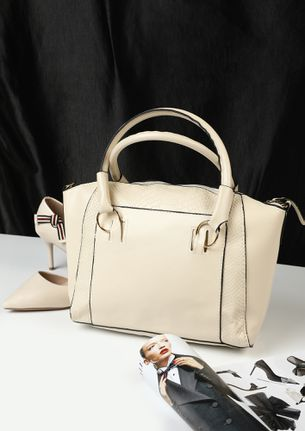 FANCY ME SOME MORE WHITE TOTE BAG