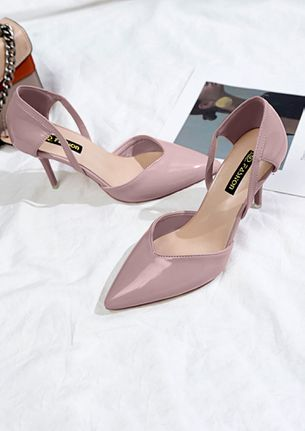 GET TO THE POINTY PINK PUMPS