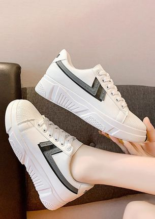 FOR THE FASTEST GREY TRAINERS