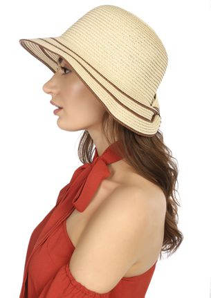 BOWS AND BEACHES BEIGE DERBY