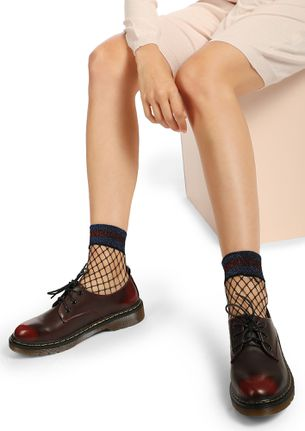 FOR THE BOSS BABE RED DERBY SHOES