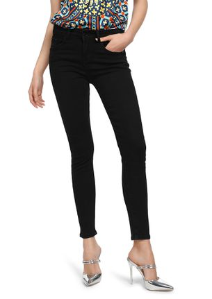 HIDDEN FEELINGS BLACK SKINNY JEANS