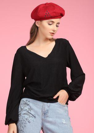 DAY OUT IN TOWN BLACK T-SHIRT