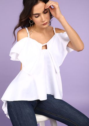 BREEZE LOVER WHITE TOP