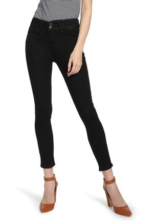 SWITCHING TO SECOND SKIN BLACK SKINNY JEANS