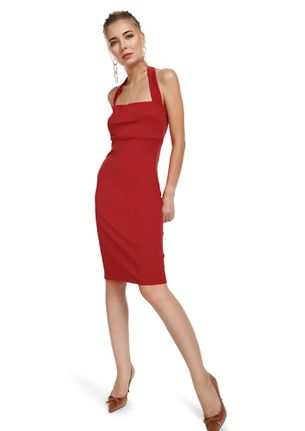 BEST OUT OF ME RED BODYCON DRESS