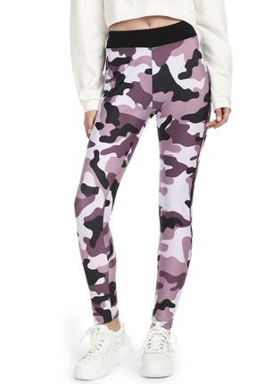 CAMO FOR ONCE PURPLE LEGGINGS