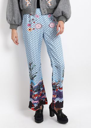THIS IS THE REAL DEAL BLUE PANTS