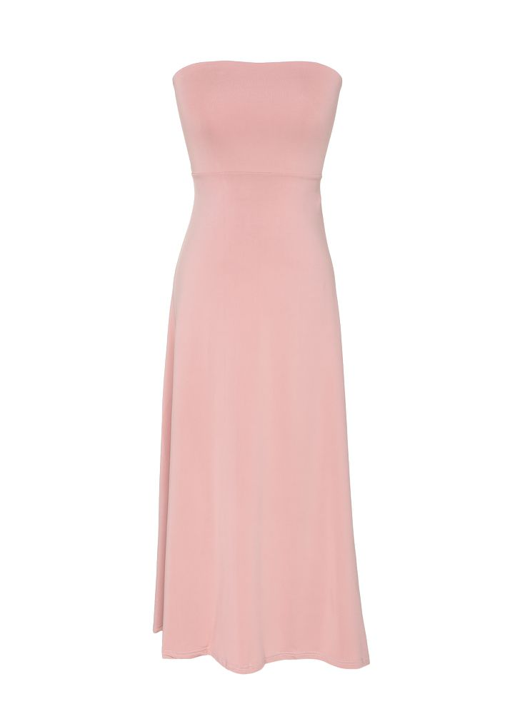 BLOSSOM FOR YOUR OWN JOY BODYCON DRESS IN PINK