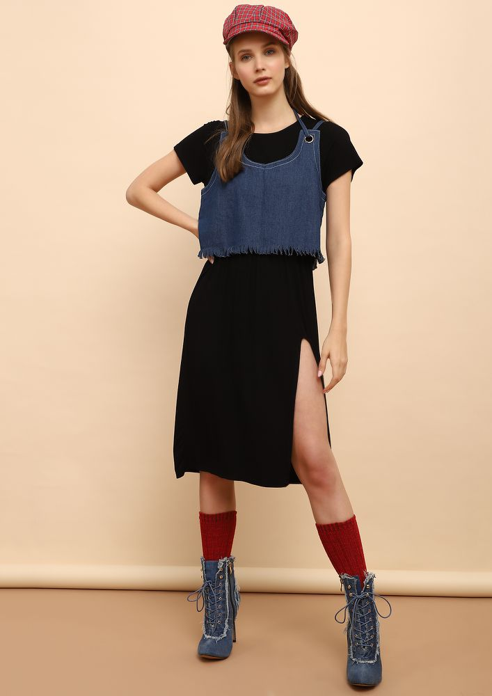 EAST TO WEST DUAL DRESS