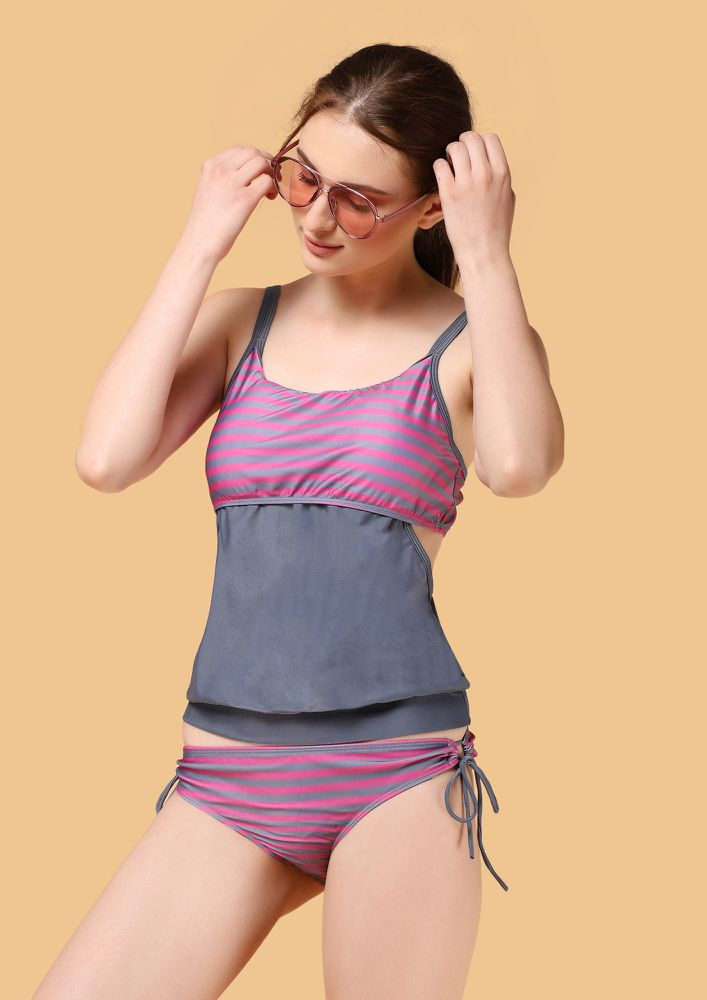 BEACH VIBES ON POINT GREY BEACHWEAR SET