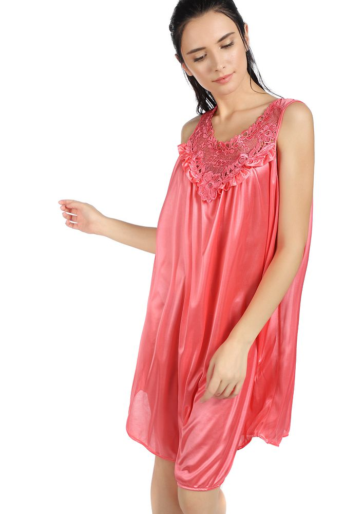 Baby Be Happy Pink Nightdress