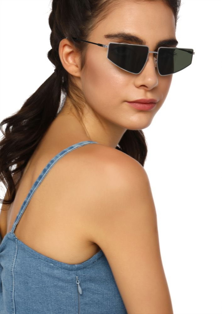 FUTURE FASHION CODE UNLOCKED BLACK SUNGLASSES