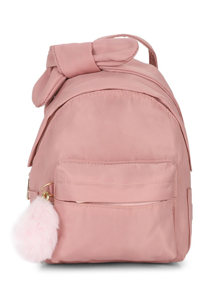 Let's Vacay Now Pink Backpack