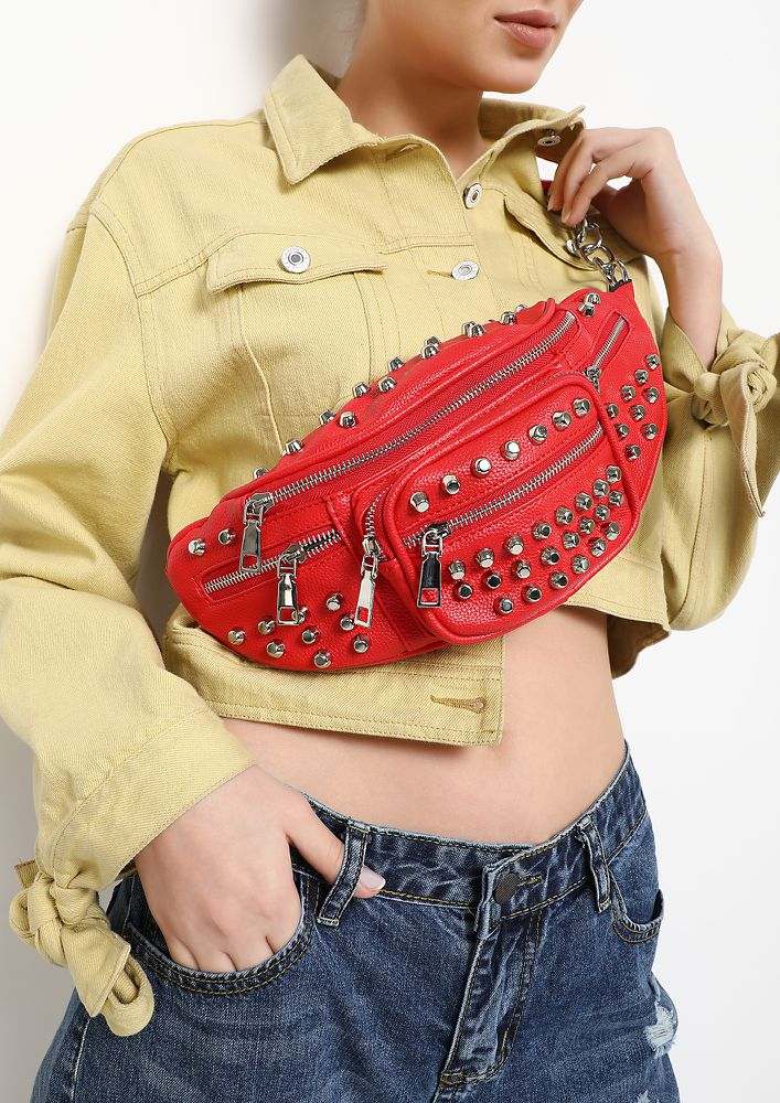STUD A CHANCE RED FANNY  PACK