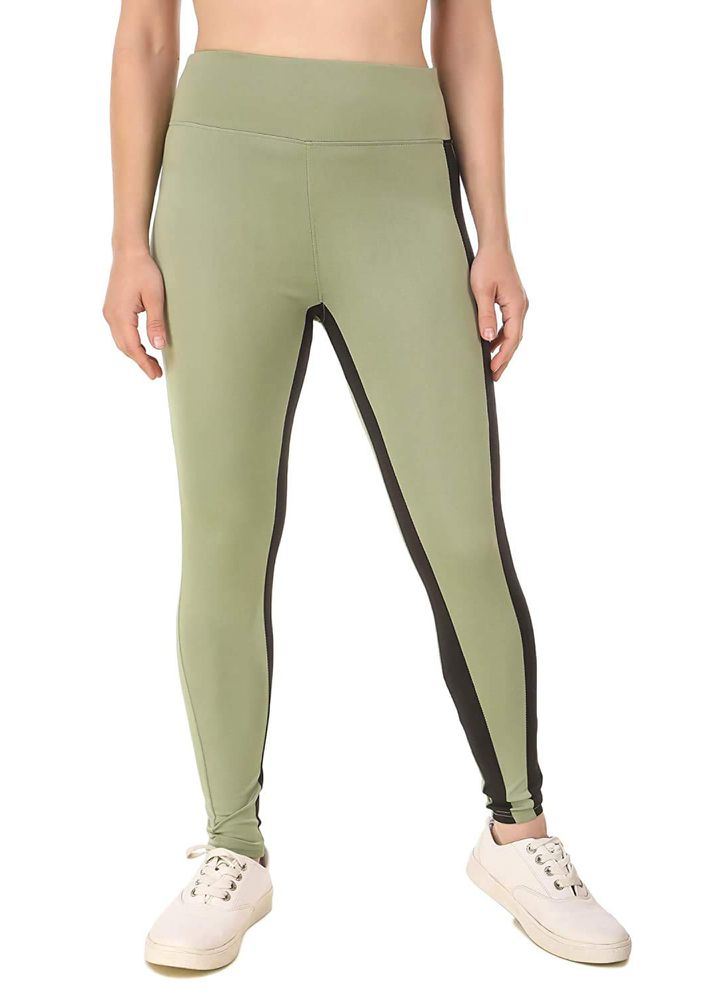 STORE HOUSE OF STRETCH OLIVE GREEN ACTIVEWEAR