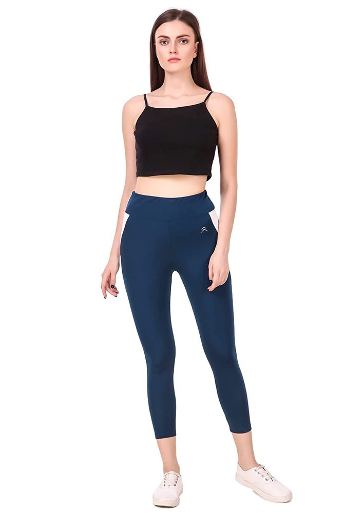 DAY IN AND DAY OUT NAVY ACTIVEWEAR