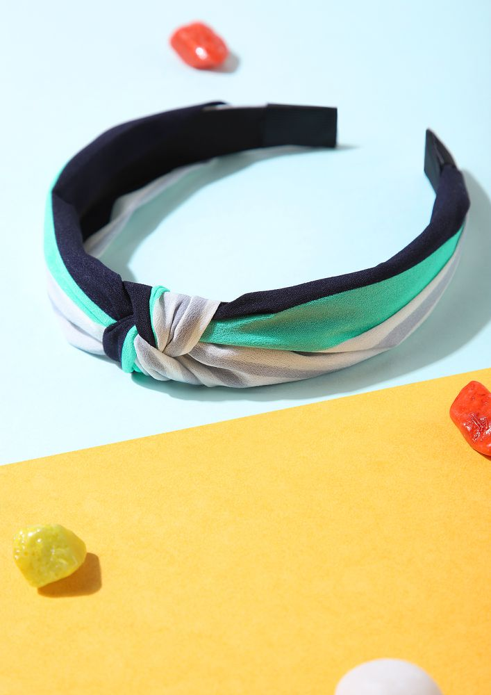 BRING SOME BOHO VIBES MULTICOLOR HAIRBAND