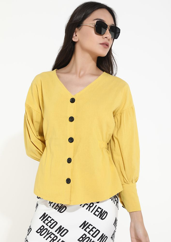 FROM THE MAGIC YELLOW TOP