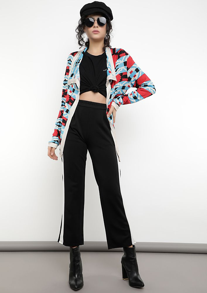 PRINT PERFECTION RED SHRUG