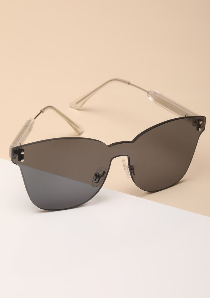 OFF THE RIM GREY WAYFARERS