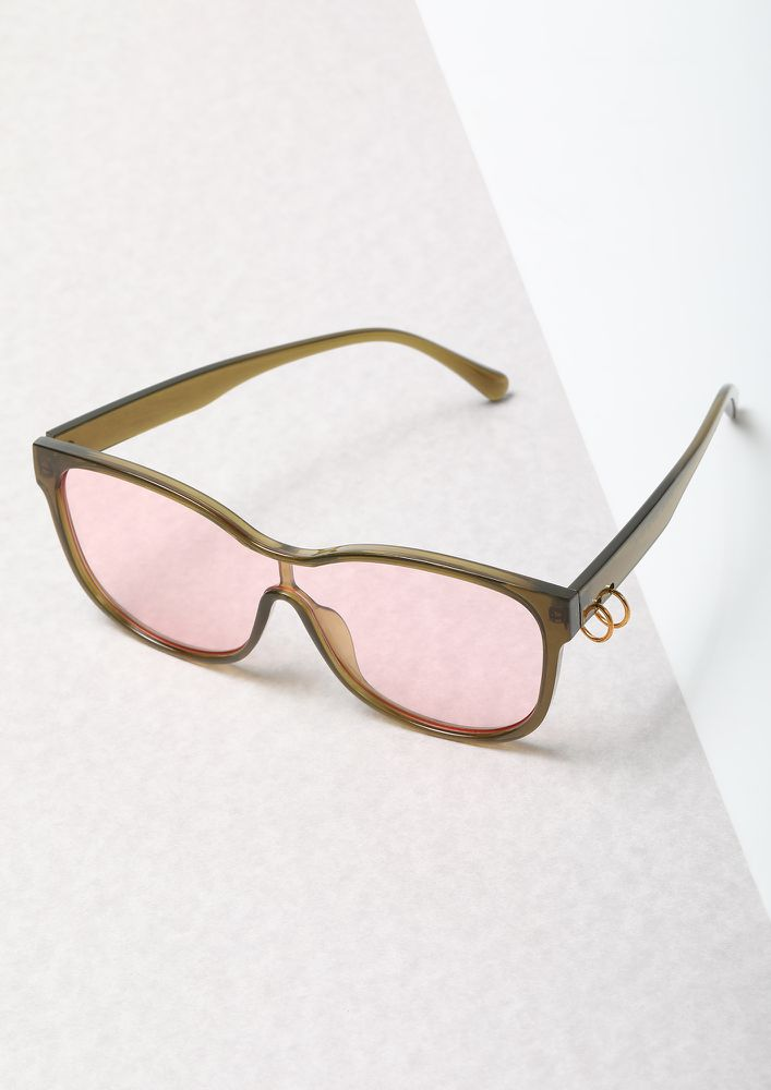 GRIFFIN GREEN WAYFARERS