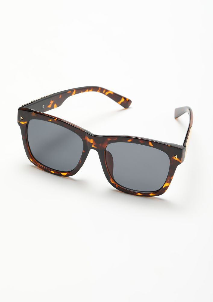 FLEX AWAY AMBER WAYFARERS