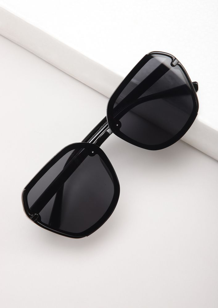 WE NEED TO TALK BLACK WAYFARERS
