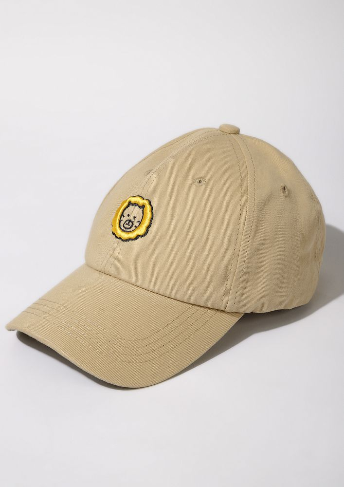 SERIOUS DEAL BROWN CAP