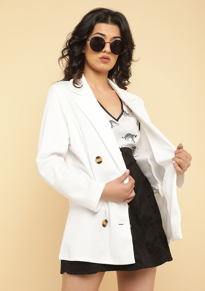 BUSY BEE'S WHITE COAT