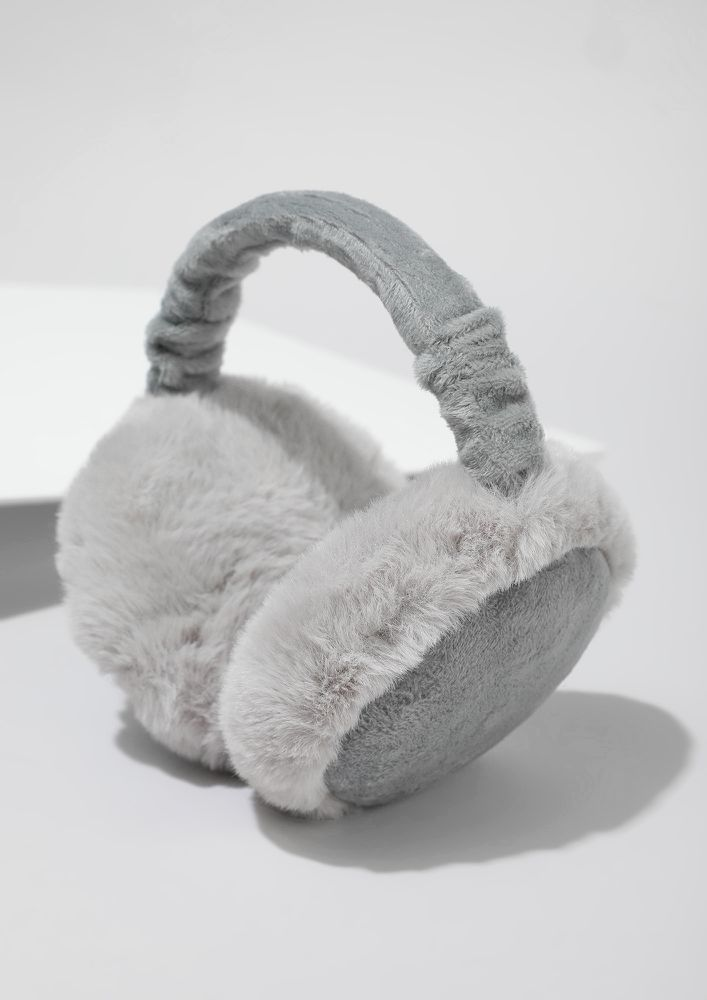WINTER DAZE GREY EARMUFF