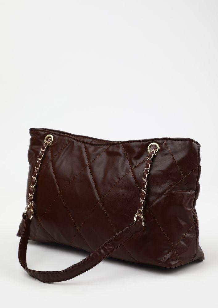 DROWNED IN NOSTALGIA COFFEE SLING BAG